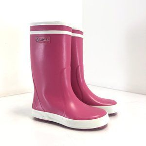 """NWT Aigle """"Lolly Pop"""" in New Rose"""